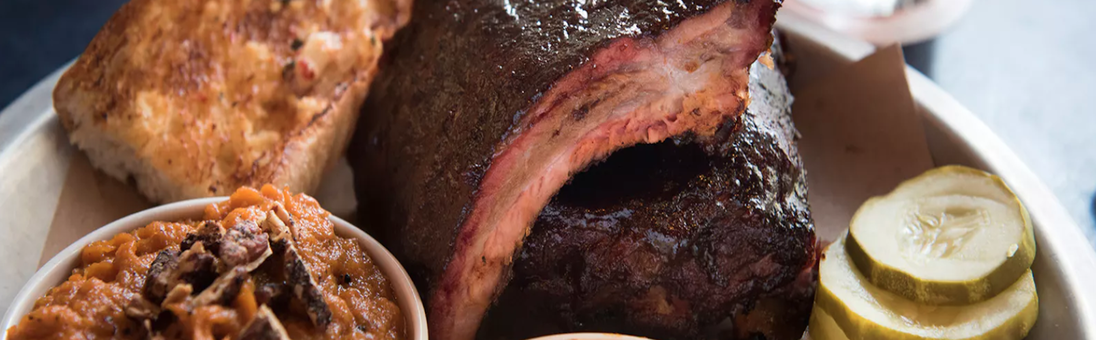 Southern Style Barbecue at Blue Smoke